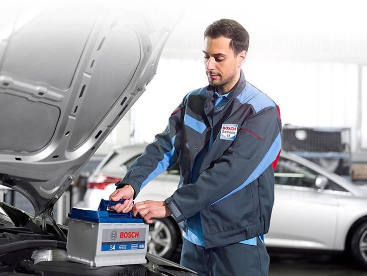 Bosch Auto Parts, Bosch Car Service,