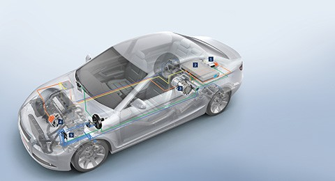 Hybrid and electric vehicle service