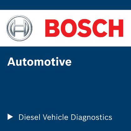 Bosch Diesel Vehicle Diagnostics